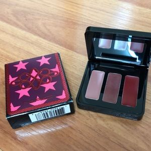 NEW MAC nutcracker sweet viva glam lip compact